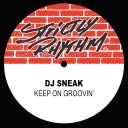 Keep On Groovin' (Pitch Disco Mix)