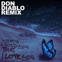 What If I Told You That I Love You (Don Diablo Remix)WR0025903